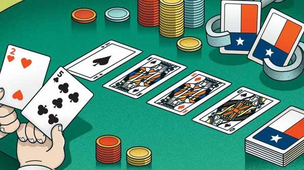 contoh kartu poker