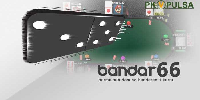 Bandar 66 Permainan Kartu Domino Termudah